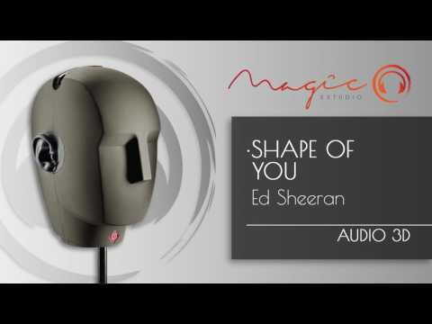 Sonido 3D - Cover Ed Sheeran - Shape Of You