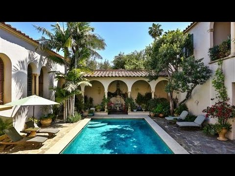 Private Properties: Homes of the Stars