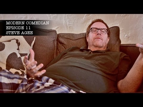Steve Agee - Voice | Modern Comedian - Episode 11