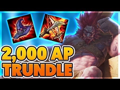 HOW DID THIS WORK??? (2,230 Ability Power Trundle) - BunnyFuFuu