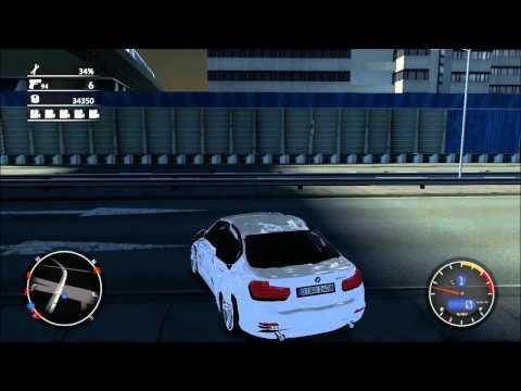 Alarm für Cobra11- Das Syndikat BMW 335i F30 Schadensmodell