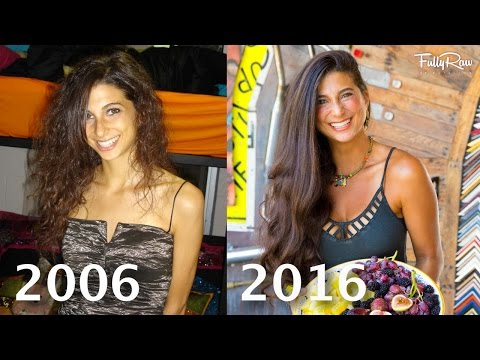 Hair FALLING OUT on a Raw Vegan Diet ... My Hair Transformat