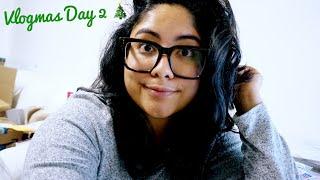 Vlogmas Day 2   Print & Cut Day
