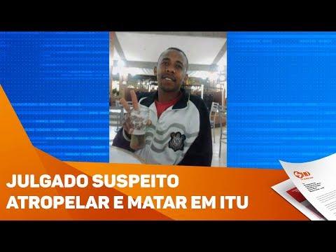 Julgado suspeito de atropelamento de motociclista  em Itu - TV SOROCABA/SBT