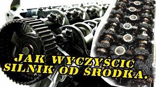 Jak wyczyścić silnik od środka. ABC płukanek + wymiana oleju