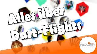 Darts-Equipment🎯| Alles über Dart-Flights| dein-dart.de