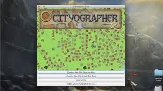 map generator modern fictional editor