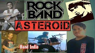 """ASTEROID BAND - Melayang """"ORIGINAL SONG"""""""