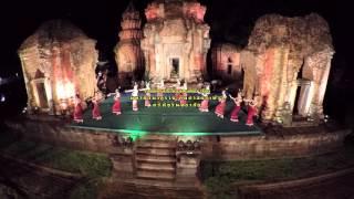 interlude - การแสดงประกอบแสงเสียงปราสาทศีขรภูมิ ประจำปี 2558