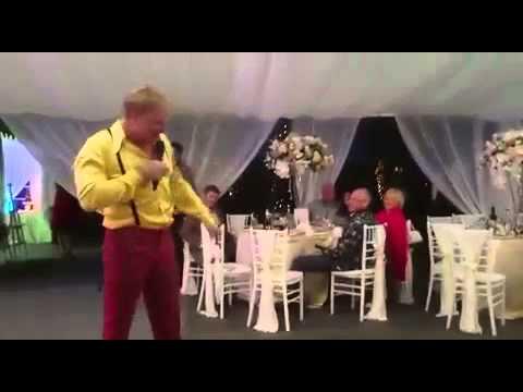 Анекдот на свадьбе