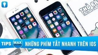 Những phím tắt nên biết khi sử dụng iPhone