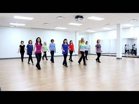 Roses In December - Line Dance (Dance & Teach in English & 中文)