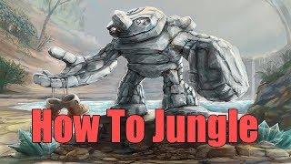 DoTa 2 How To Jungle Tiny Patch 7.22g