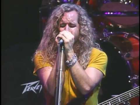 "Chicago The Band ""Hard Habit To Break"" 1992"