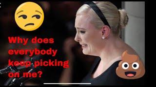 Meghan McCain disrespects Black Women - AGAIN! - Vicki Dillard speaks