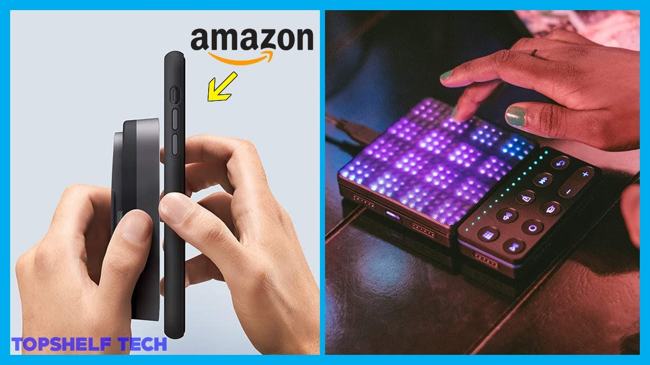 TOP 10 Gadgets - MIND BLOWING Inventions (Cool Stuff to