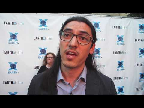 Earth x Film Festival Interview with the cast and crew of CHASING CORAL