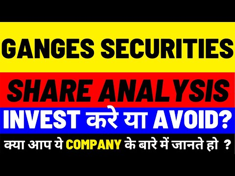 Ganges Security Share Analysis | Why buy Ganges Security? | Buy | Dailystock