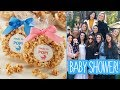 My Sisters Baby Shower!!! - Delicious Caramel Corn Recipe