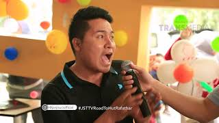 JANJI SUCI - ROAD TO HUT RAFATHAR (13/08/2017) Part 1