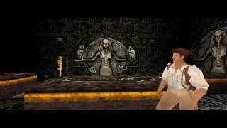 The Mummy (PC) Level 9 Anck-Su-Namun's crypt