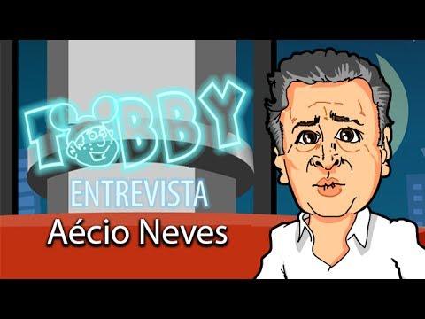 Tobby entrevista Aécio Neves