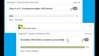 Cara Membuat Bootable Flashdisk Windows 7,8,10 Dengan Windows 7 Usb Dvd Tool