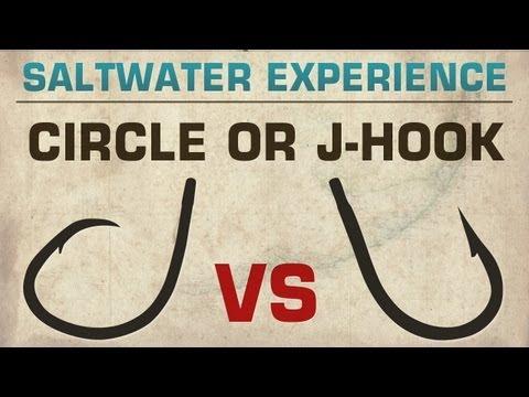 Circle Hooks or J-Hooks?