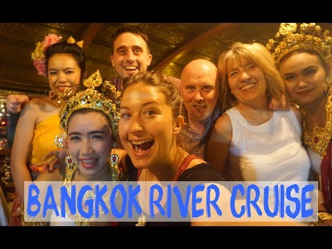 Bangkok Travel Vlog | Parents, Condoms, Rooftop Bar & River Cruise |  Thailand Vlog #8