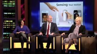 Simulating sex on wi-fi: Tom Gleeson, Deborra-Lee Furness, and Natasha Exelby on LovePalz.