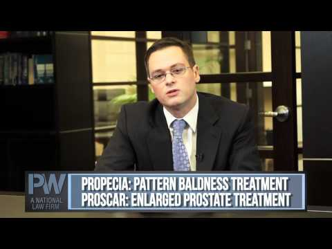 Propecia and Proscar to Cause Sexual Side Effects - NY Attorney Michael Werner Explains