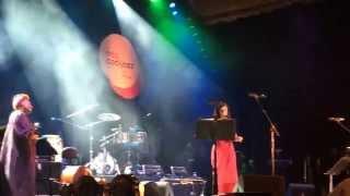 Ana Moura num dueto com Omara Portuondo