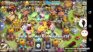 Castle Clash GDG Thaelion 26.5.2016
