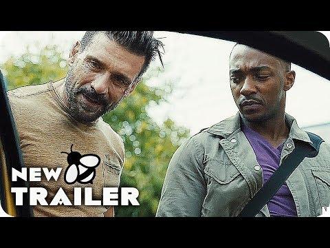 POINT BLANK Trailer (2019) Anthony Mackie, Frank Grillo Netflix Movie