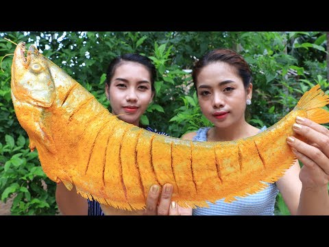 Yummy Cooking Fried Fish Recipe - Cooking Skill