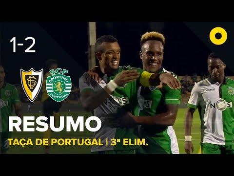 Loures 1-2 Sporting - Resumo | SPORT TV