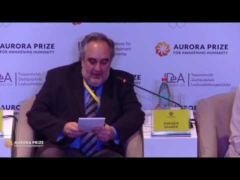 2016 Aurora Dialogues: Session 2: Saving the World's Refugees, Syria and Beyond