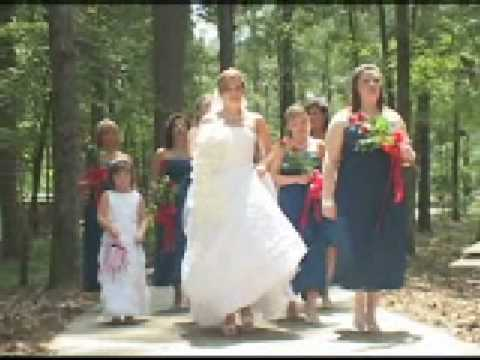 Garvan Gardens Wedding Hot Springs Arkansas Video Sample