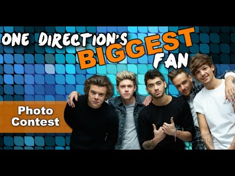 Win One Direction Front Row Tickets - Kiss El Paso Photo Contest