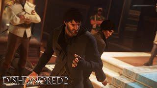 Dishonored 2: Das Vermächtnis der Maske – Corvo-Gameplay-Trailer