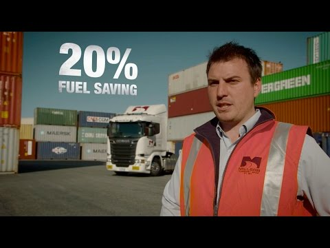 Millers Transport Boosts Fuel Efficiency by 20%