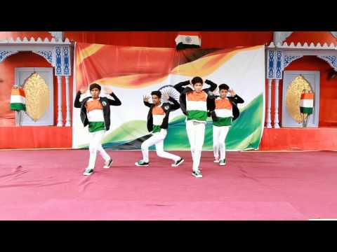 Vande Mataram - ABCD 2 Official Dance Video - Choreography By Chankx