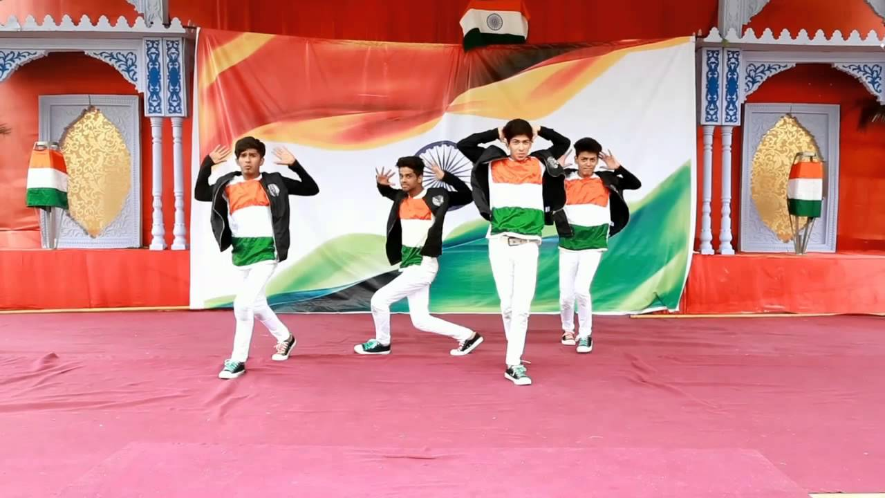 Download Vande Mataram - ABCD 2 Official Dance Video - Choreography By Chankx