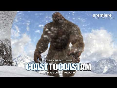 COAST TO COAST AM - February 26 2019 - Bigfoot & Antarctica
