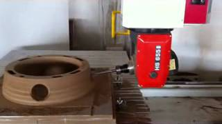 5 axis cnc machine for wood engraving 1