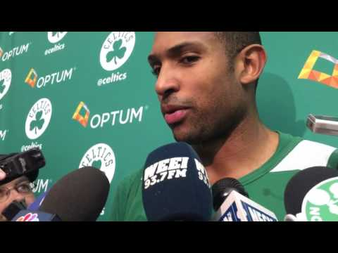 Al Horford has no regrets for missing game to be with wife and baby