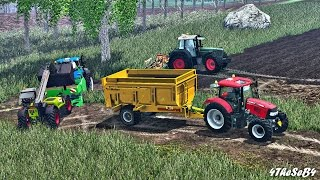 Farming Simulator 15 - Normandie V2 - Plantation de patates (LGM+LST)