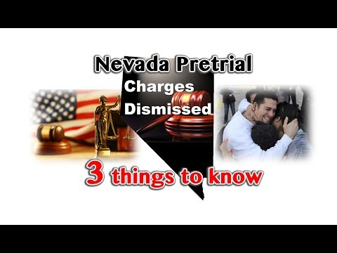 "Nevada ""pretrial"" conferences – 3 things to know in a criminal case"