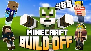 Minecraft Build Off #88 - NORMAAL DOEN!