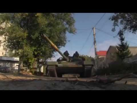 Pro Russian Separatists Militia Storms the Donetsk Airport | Ukraine War